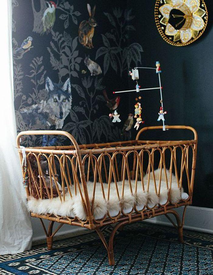 Une chambre de bébé pour rêver