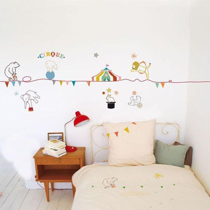 15 jolies chambres d 39 enfants copier elle d coration - Ambiance chambre enfant ...