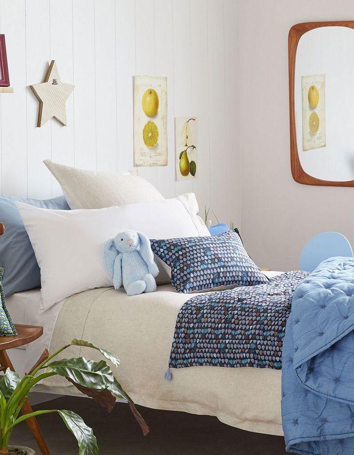 Parure de lit enfant tous les mod les pour une chambre for Chambre zara home