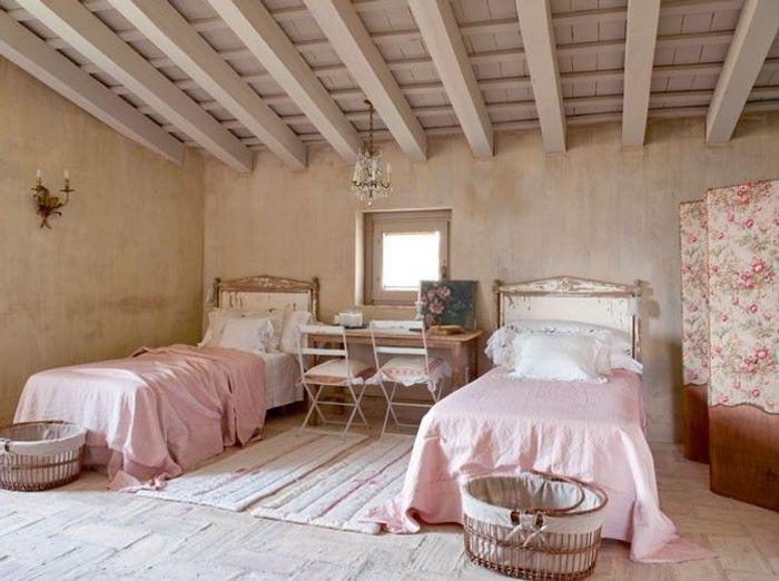 10 chambres d 39 enfant sobres et pur es elle d coration. Black Bedroom Furniture Sets. Home Design Ideas