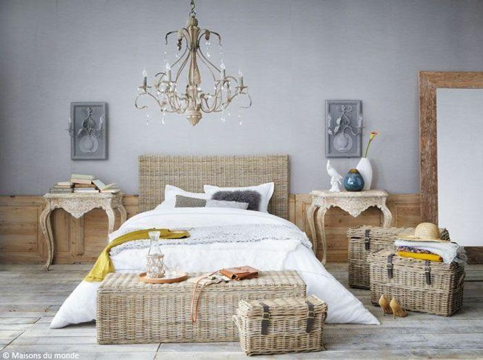 La chambre se refait une beaut elle d coration for Site idee deco maison