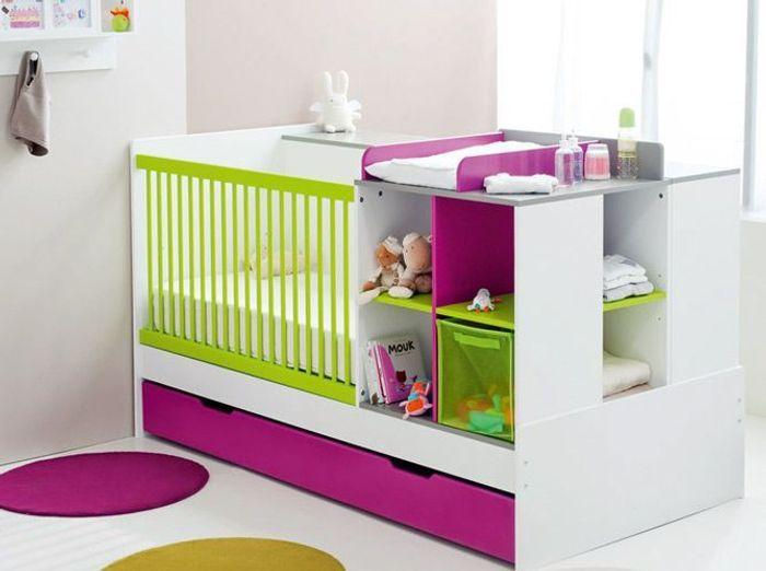 Des meubles volutifs ultra cr atifs elle d coration for Meuble de chambre de bebe