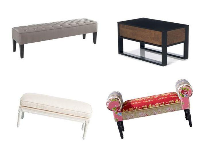 12 bouts de lit pour toutes les chambres elle d coration. Black Bedroom Furniture Sets. Home Design Ideas