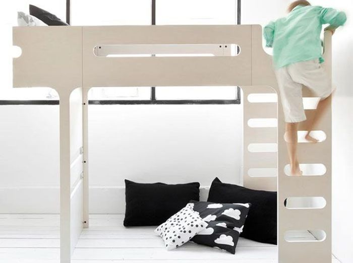 lits mezzanine prenez de la hauteur elle d coration. Black Bedroom Furniture Sets. Home Design Ideas