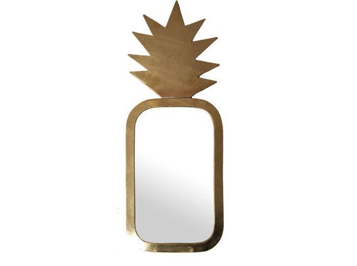L 39 objet d co du jour le miroir ananas home autour du monde elle d cor - Home autour du monde ...