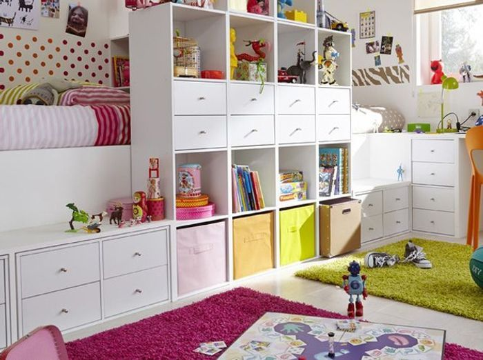 chambre d 39 enfants nos id es en pagaille pour bien la. Black Bedroom Furniture Sets. Home Design Ideas