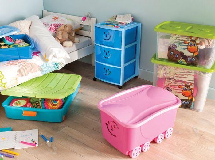 un coffre jouets pour la chambre de votre enfant elle. Black Bedroom Furniture Sets. Home Design Ideas