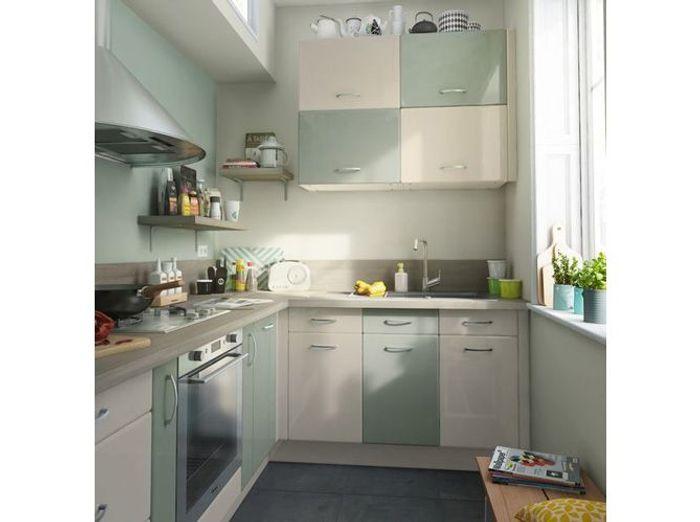 Craquez pour une cuisine originale elle d coration - Electromenager pour petite cuisine ...