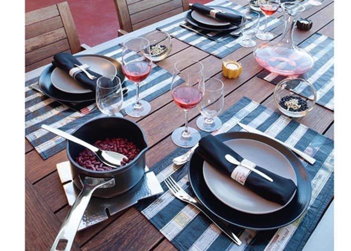 Déco de table, des idées pour l'été