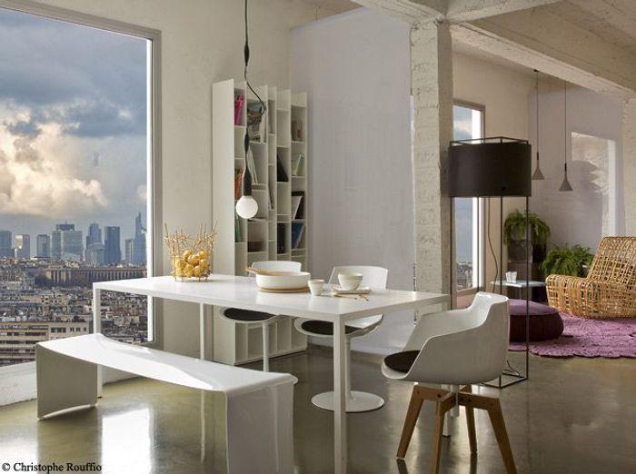 Des salles manger tr s d co elle d coration - Deco salle a manger contemporaine ...