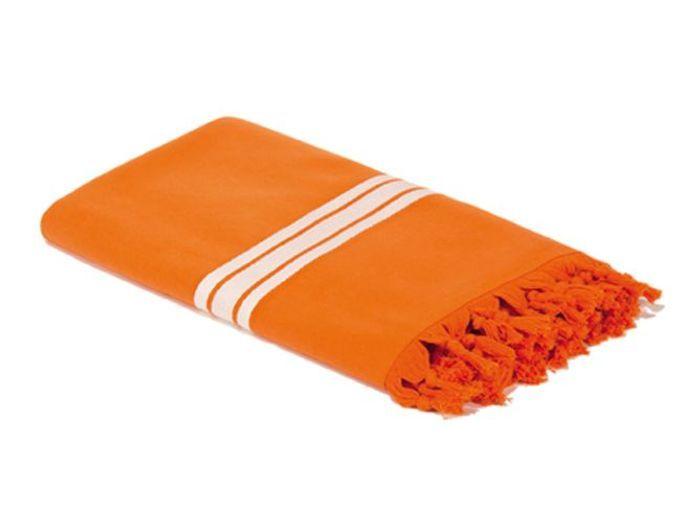 Fouta orange alinea