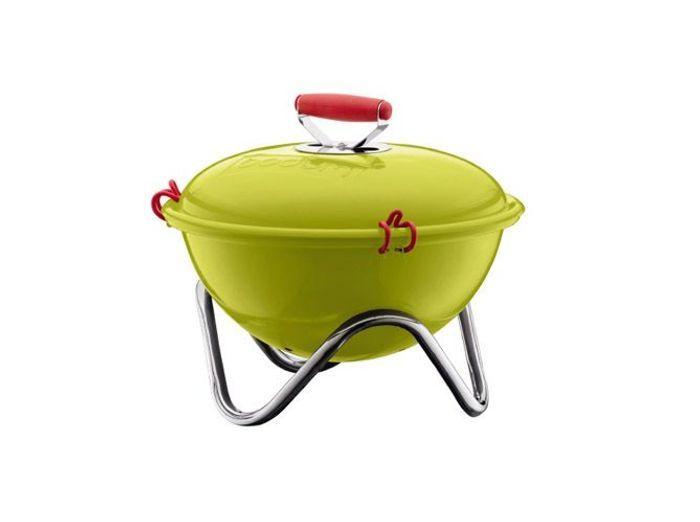Barbecue vert bodum