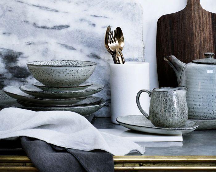 Service pour le petit déjeuner en céramique Broste Copenhagen