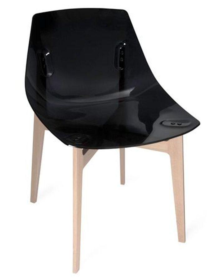 20 chaises de cuisine elle d coration for Chaise de cuisine plastique