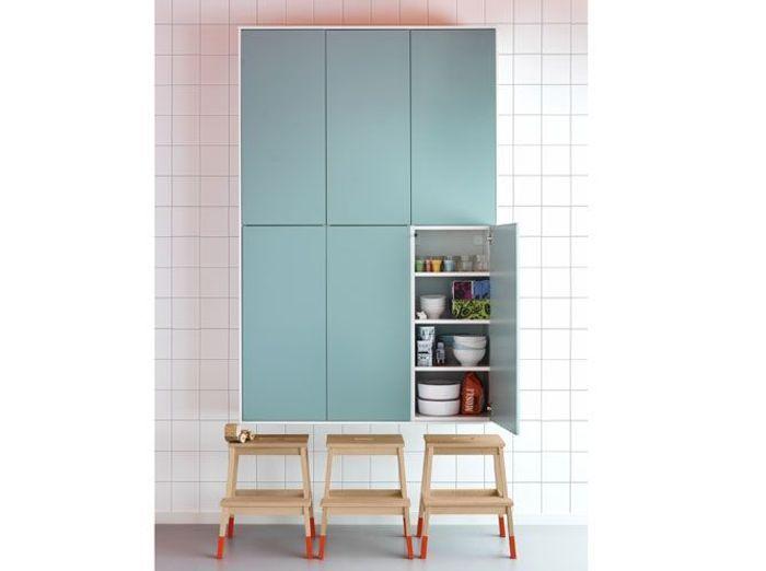 30 meubles de cuisine pour faire le plein de rangements elle d coration for Placards cuisine