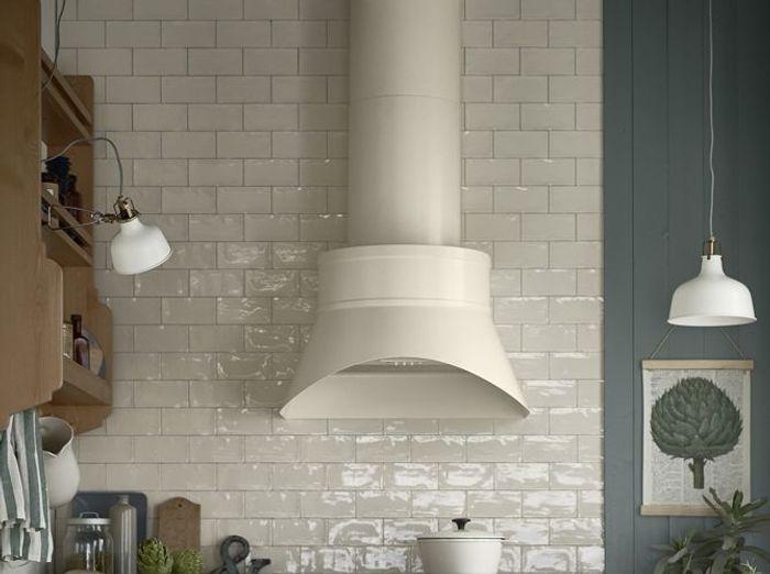 la hotte design s'affiche en cuisine - elle décoration