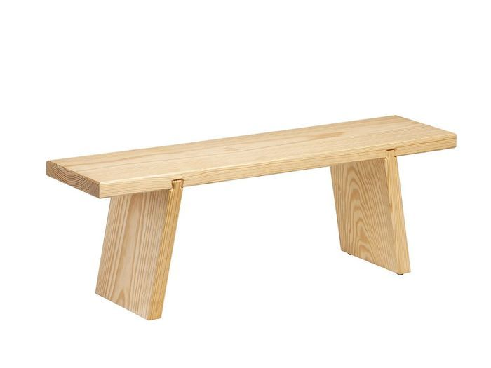 Banc Bench Wood Functionals