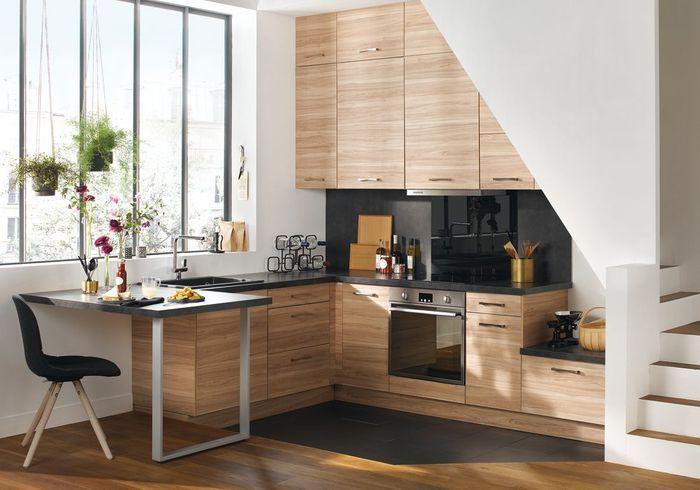 Nos id es d coration pour la cuisine elle d coration for Idee installation cuisine