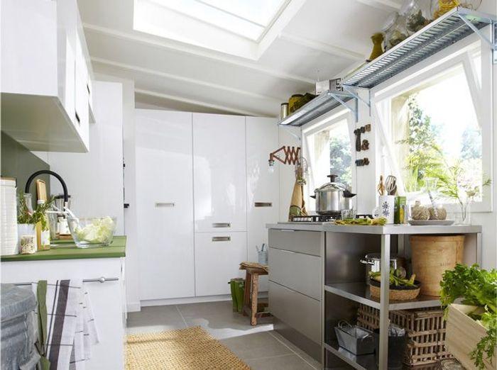 nos id es d coration pour la cuisine elle d coration. Black Bedroom Furniture Sets. Home Design Ideas