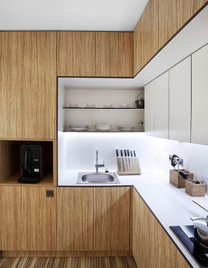 photos cuisine bois la preuve que les cuisines en bois On une cuisine sur mesure