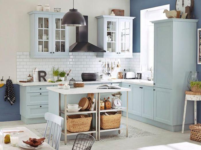30 cuisines ouvertes et rus es elle d coration - Salon avec cuisine ouverte ...