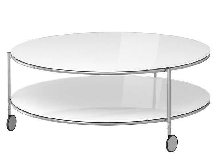 ikea table basse ronde
