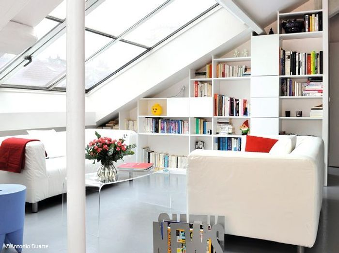 Comment d corer un petit appartement sans l encombrer - Idee amenagement petit appartement ...
