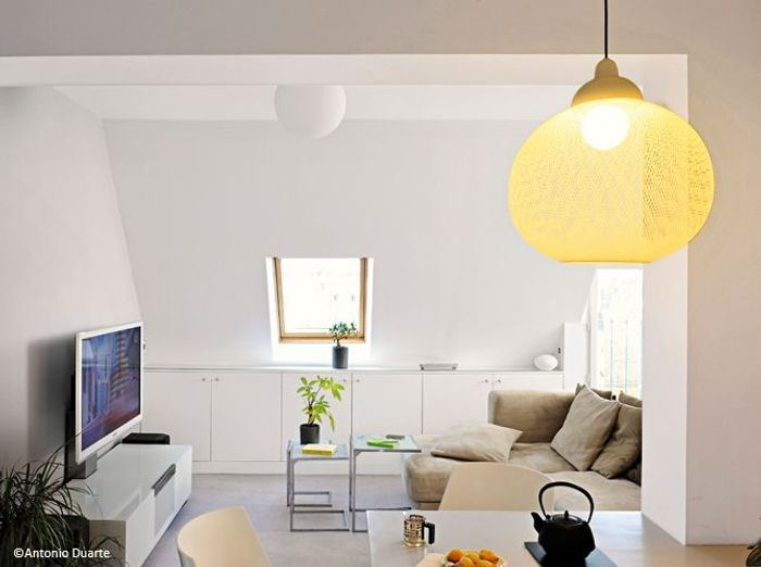 Comment d corer un petit appartement sans l encombrer for Appartement design var