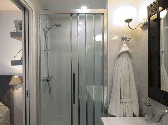 Zoomsur la salle de bains