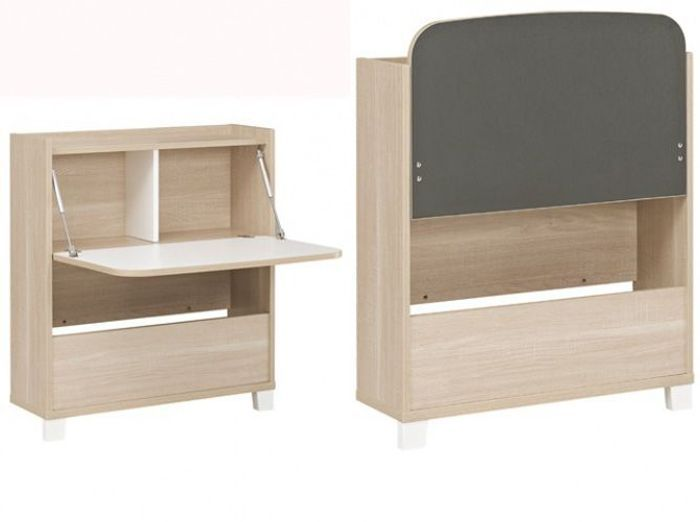 40 meubles super pratiques pour gagner de la place elle. Black Bedroom Furniture Sets. Home Design Ideas