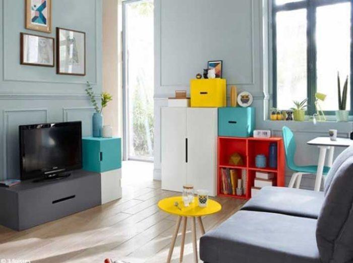 Des petits meubles fonctionnels