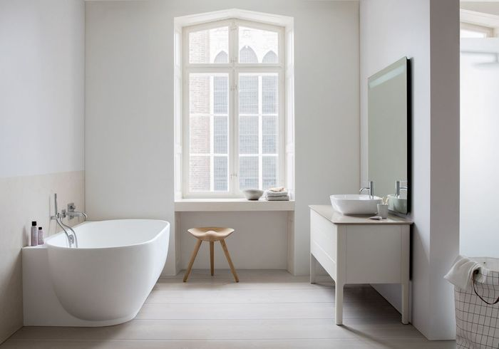Une salle de bains design parfaite