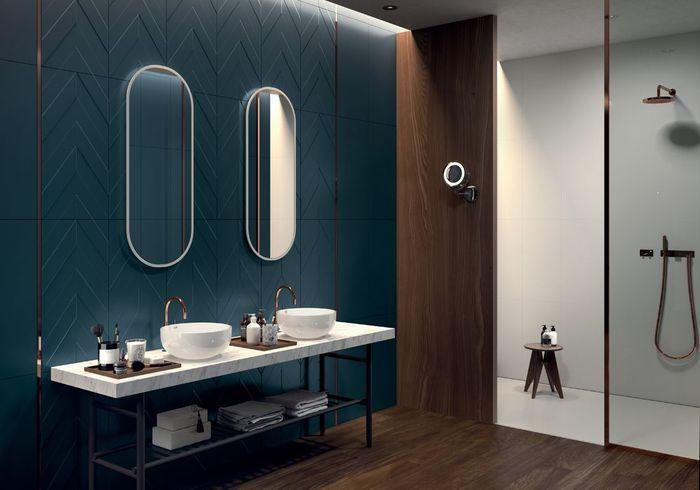 Salles De Bains Design  Elle Dcoration