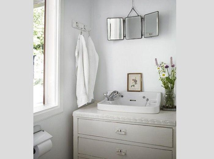Des Salles De Bains De Charme Elle Décoration - Salle de bain charme