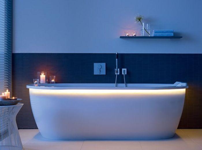 22 baignoires pour se d tendre elle d coration for Catalogue baignoire