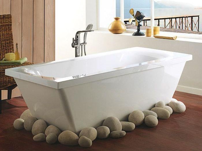 22 baignoires pour se d tendre elle d coration - Estrade pour baignoire ...