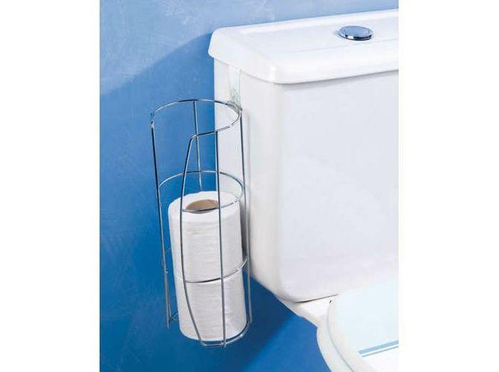 Accessoires salle de bains elle d coration for Rangement papier wc