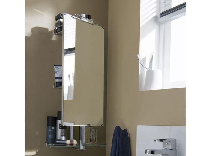 40 armoires de salle de bains elle d coration - Armoire salle de bain castorama ...