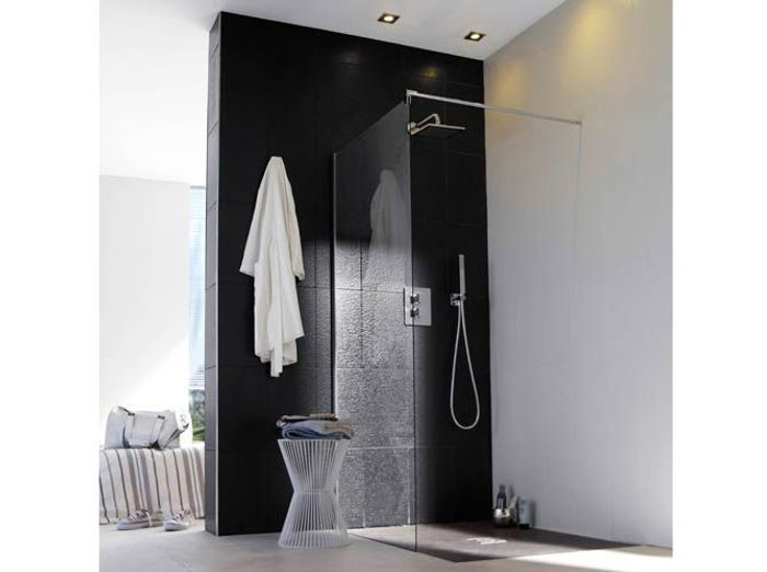 castorama bac douche receveur de douche poser extra plat noir x cm pyro castorama with. Black Bedroom Furniture Sets. Home Design Ideas