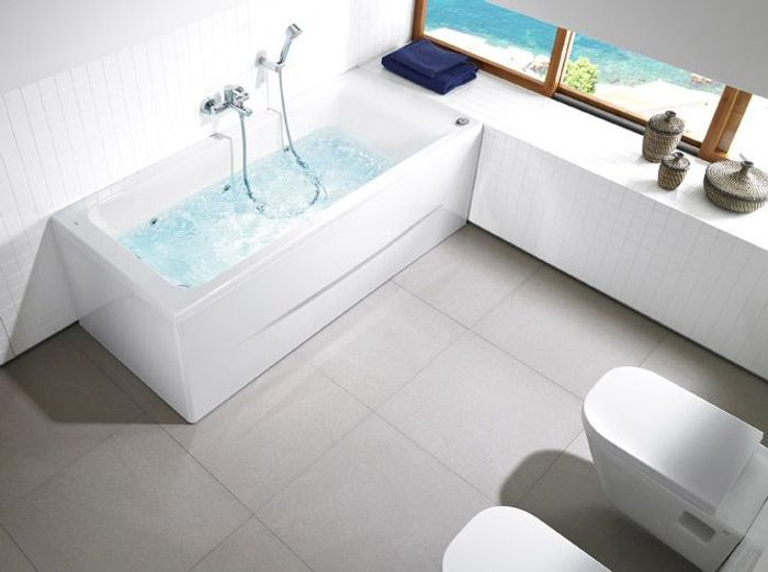 Stunning Jacuzzi Salle De Bain Pas Cher Pictures - Home Decorating ...