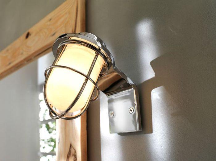 12 luminaires pour la salle de bains - Elle Décoration