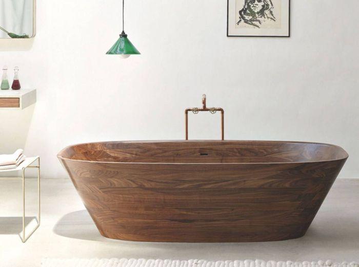 Salle de bains design et arty