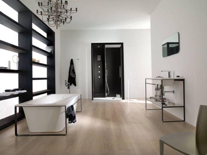 Nos id es avec des meubles de salle de bains design elle for Objet deco salle de bain design