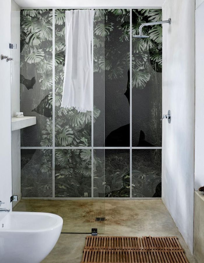 nos id es de plantes pour une salle de bain v g tale elle d coration. Black Bedroom Furniture Sets. Home Design Ideas