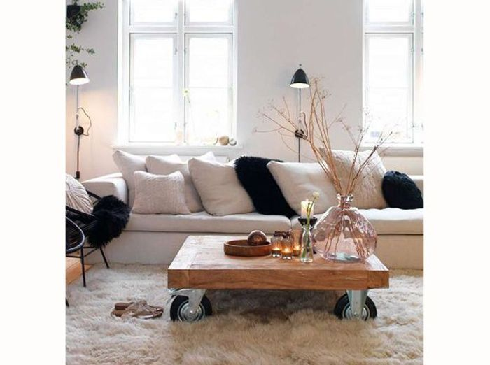 Trouvez l 39 inspiration pour d corer votre table basse for Deco table basse salon