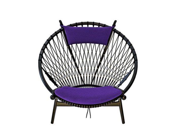 Deco orientale chaise Design Ikonik