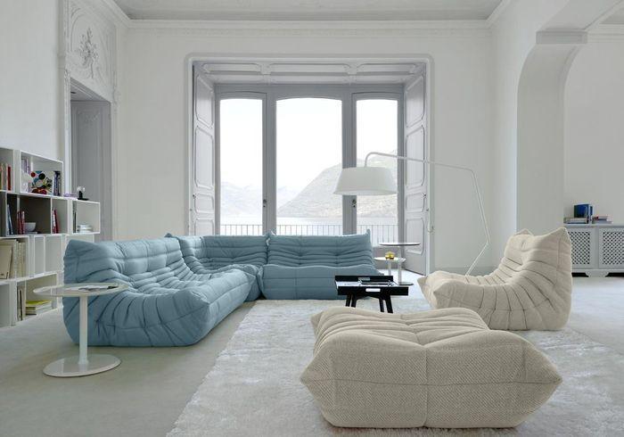 Multiplier les bouts de canapé