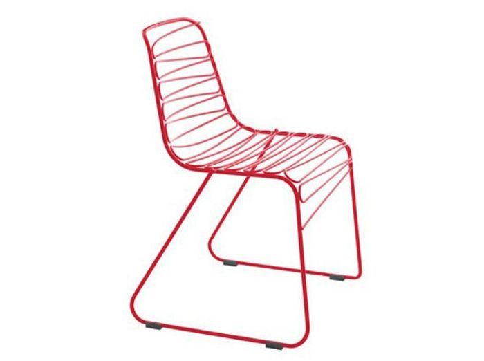 50 chaises design pour un int rieur contemporain elle. Black Bedroom Furniture Sets. Home Design Ideas