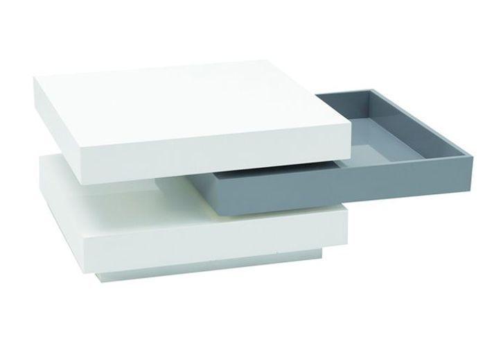 50 tables basses pour tous les styles elle d coration for Objet deco pour table basse