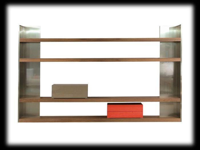Biblioth ques 14 id es pour cloisonner l espace elle - Meuble bibliotheque roche bobois ...